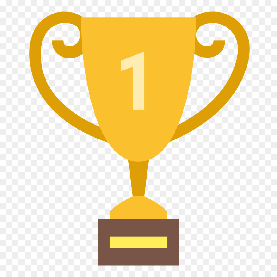 Trophy clipart number 1.