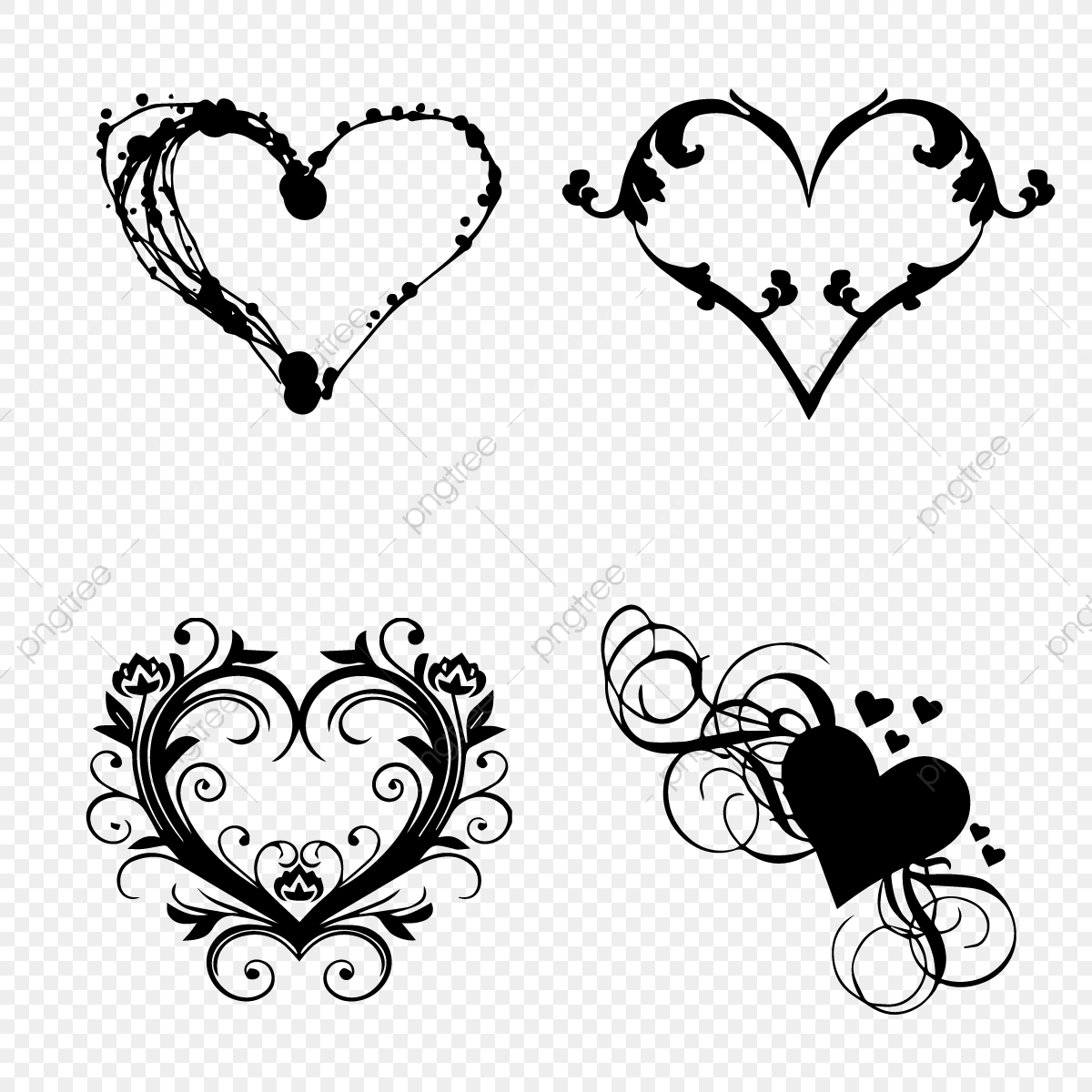 1 clipart outline.