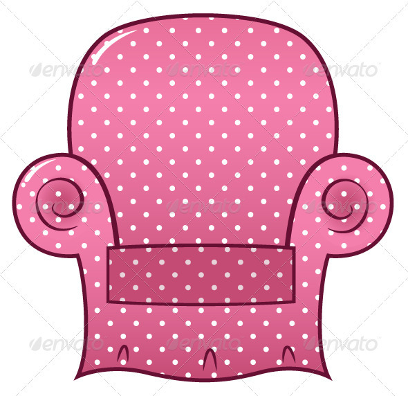 1 clipart pink.