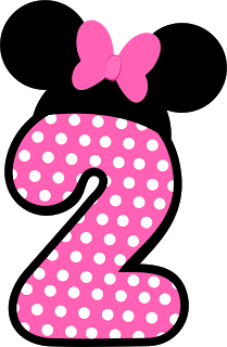 2 clipart minnie mouse.