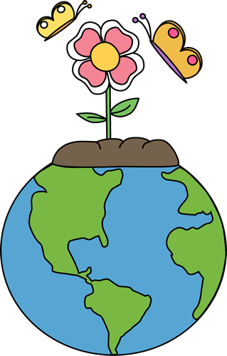 earth day clipart april