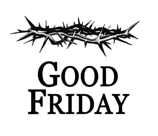 crown of thorns clipart good friday