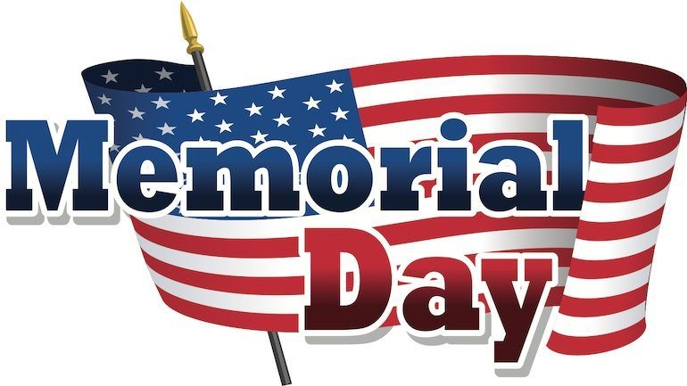 2018 clipart memorial day.