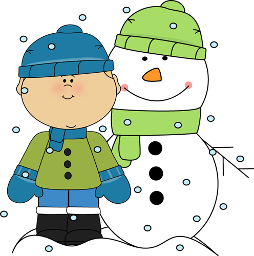 winter clipart snow