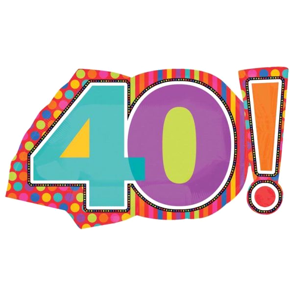40 clipart 600 number.