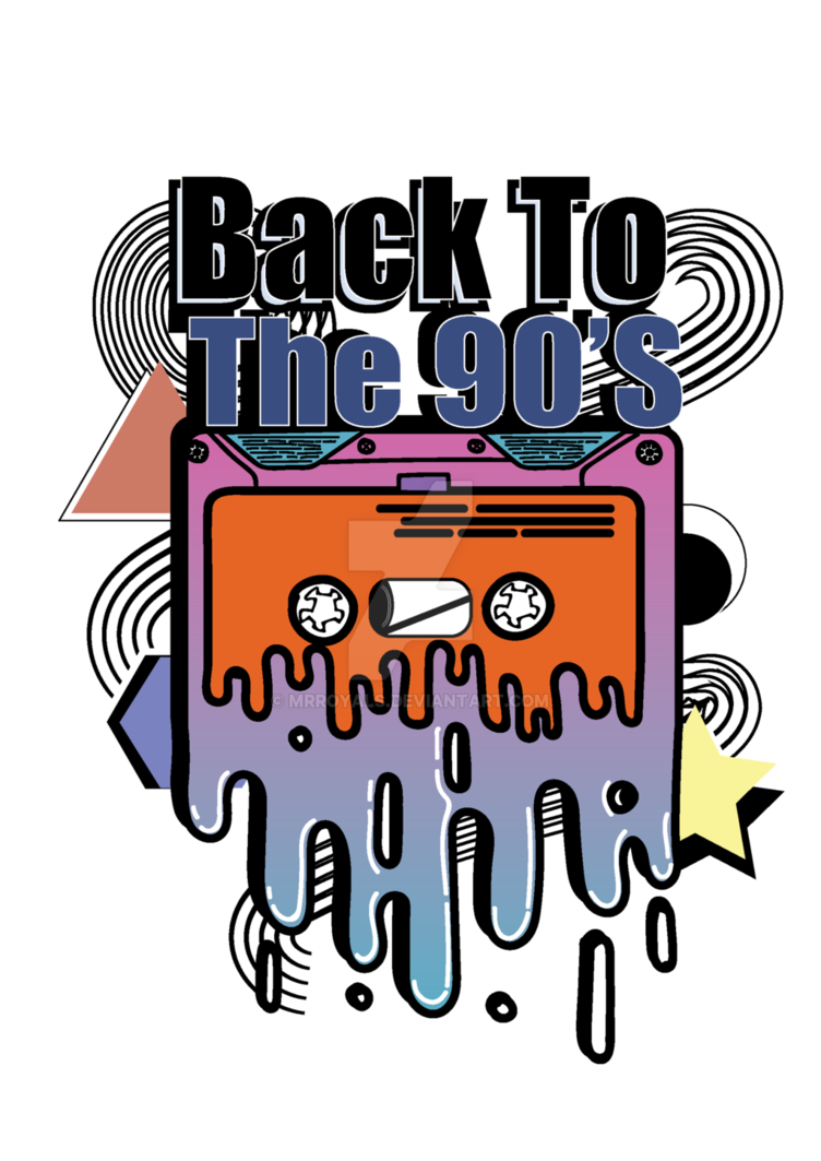 90s clipart back to 90.
