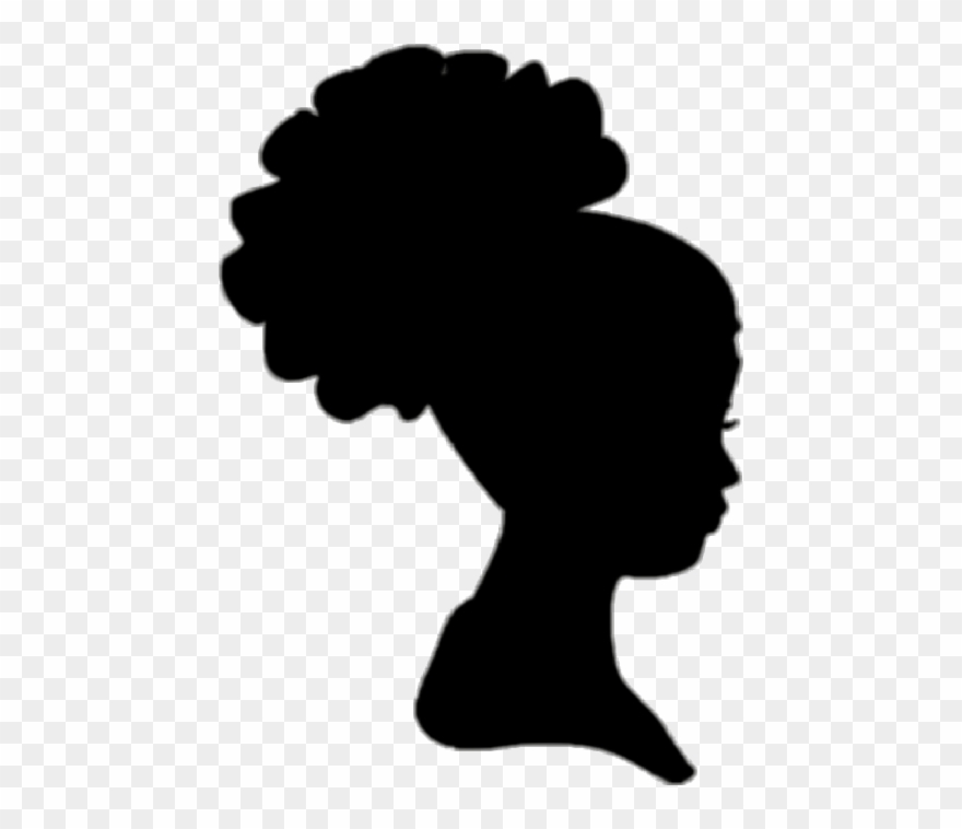 Africa clipart silhouette.