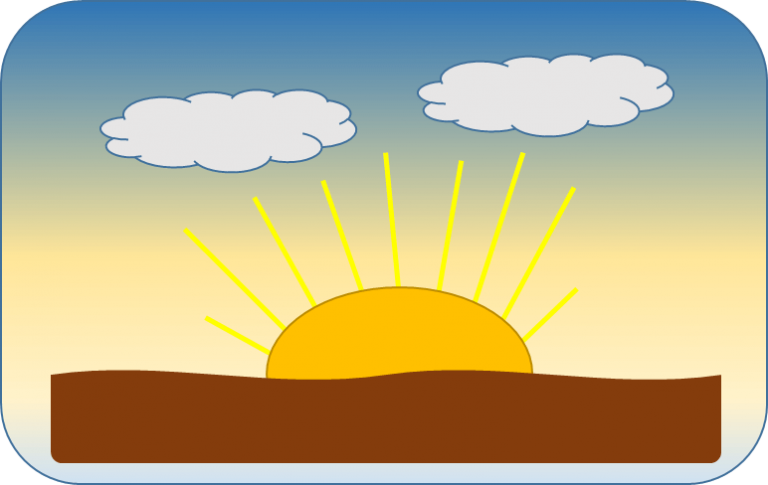picture day clipart daytime