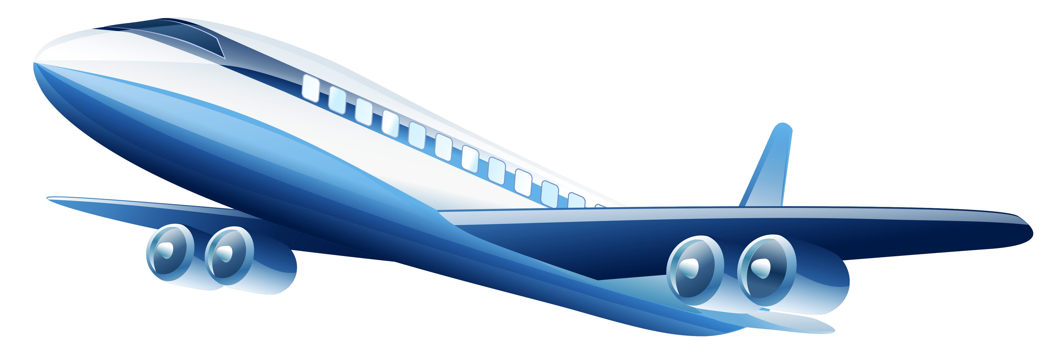 Airplane clipart png image.