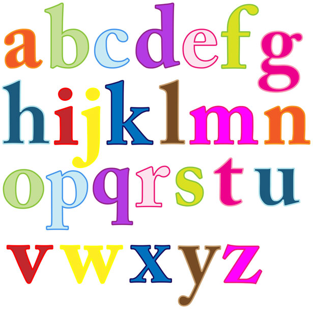 Line clipart lowercase.