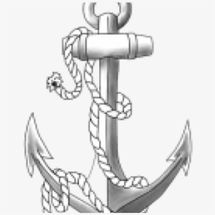 Anchor clipart traditional.