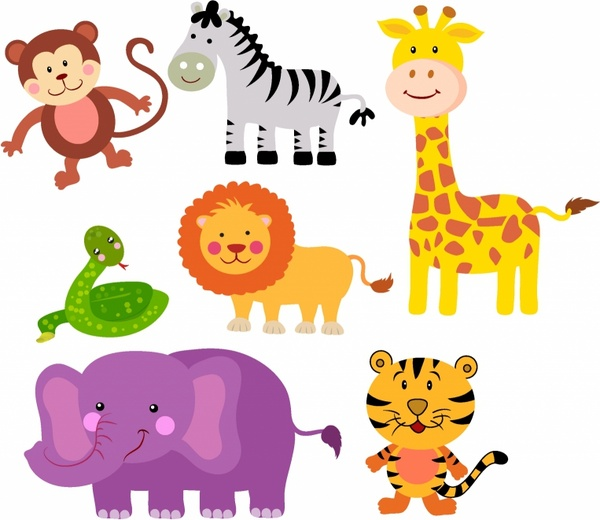safari clipart wildlife