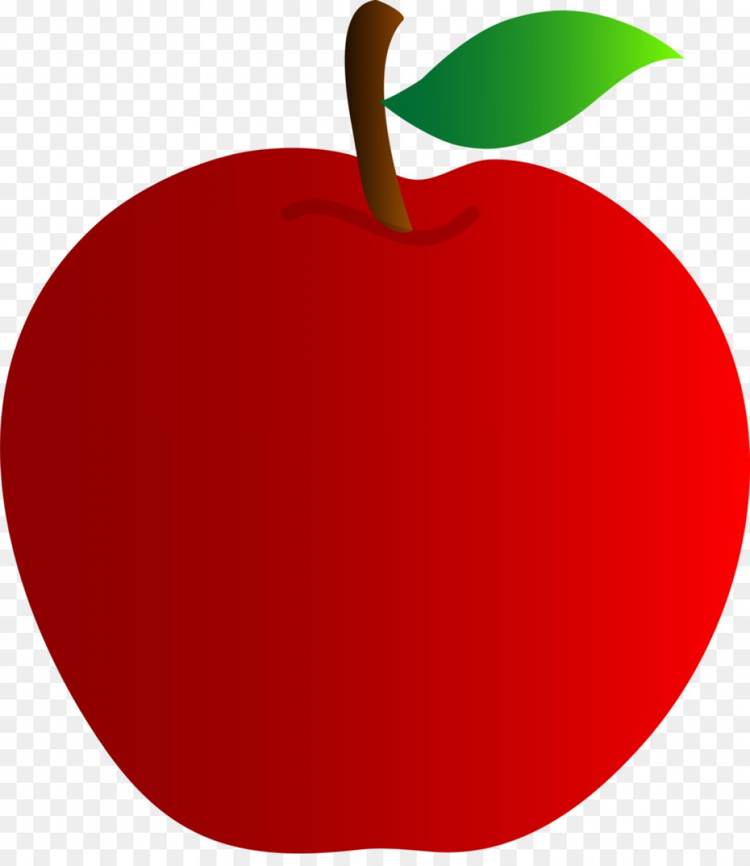 Apple clipart.