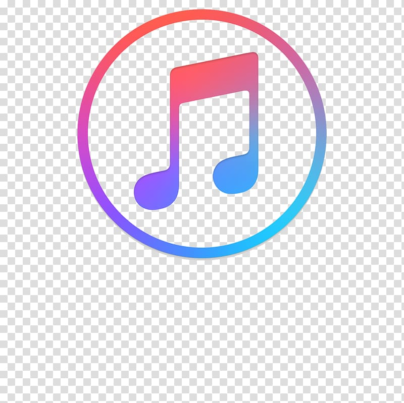 Apple music clipart color.
