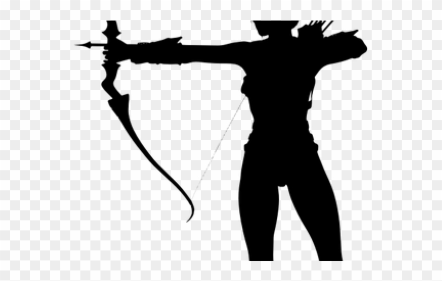 archery clipart traditional