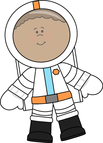 astronaut clipart baby