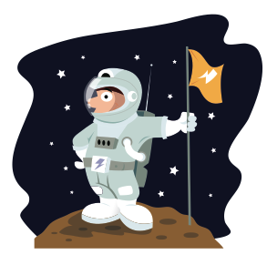 Astronaut clipart occupation.
