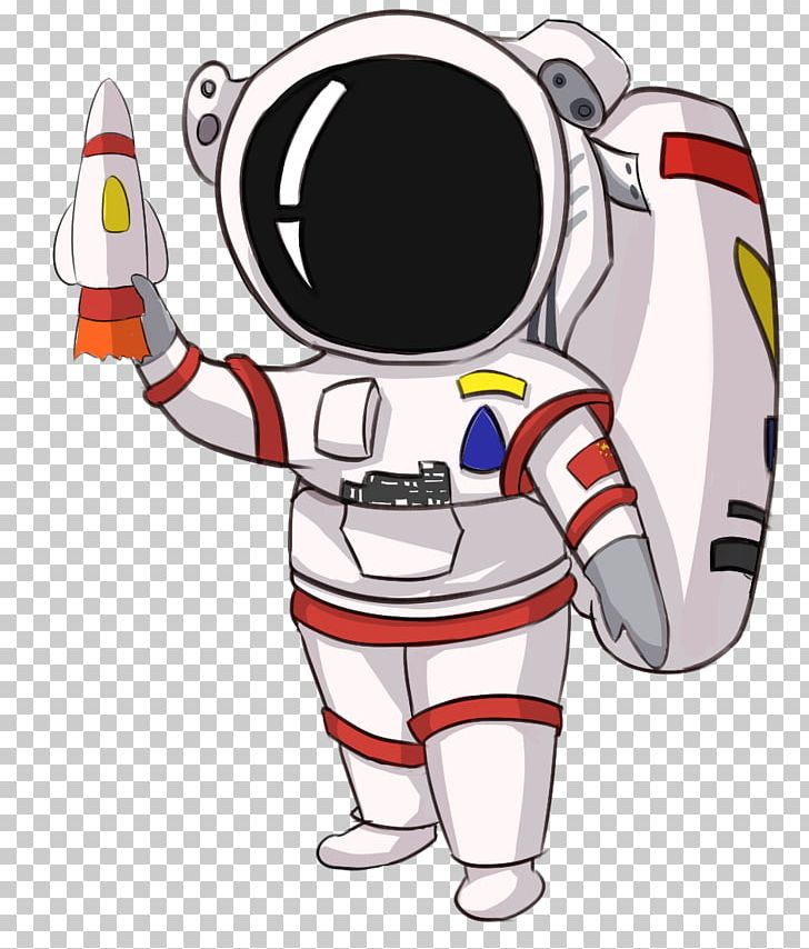 Astronaut clipart outer space.