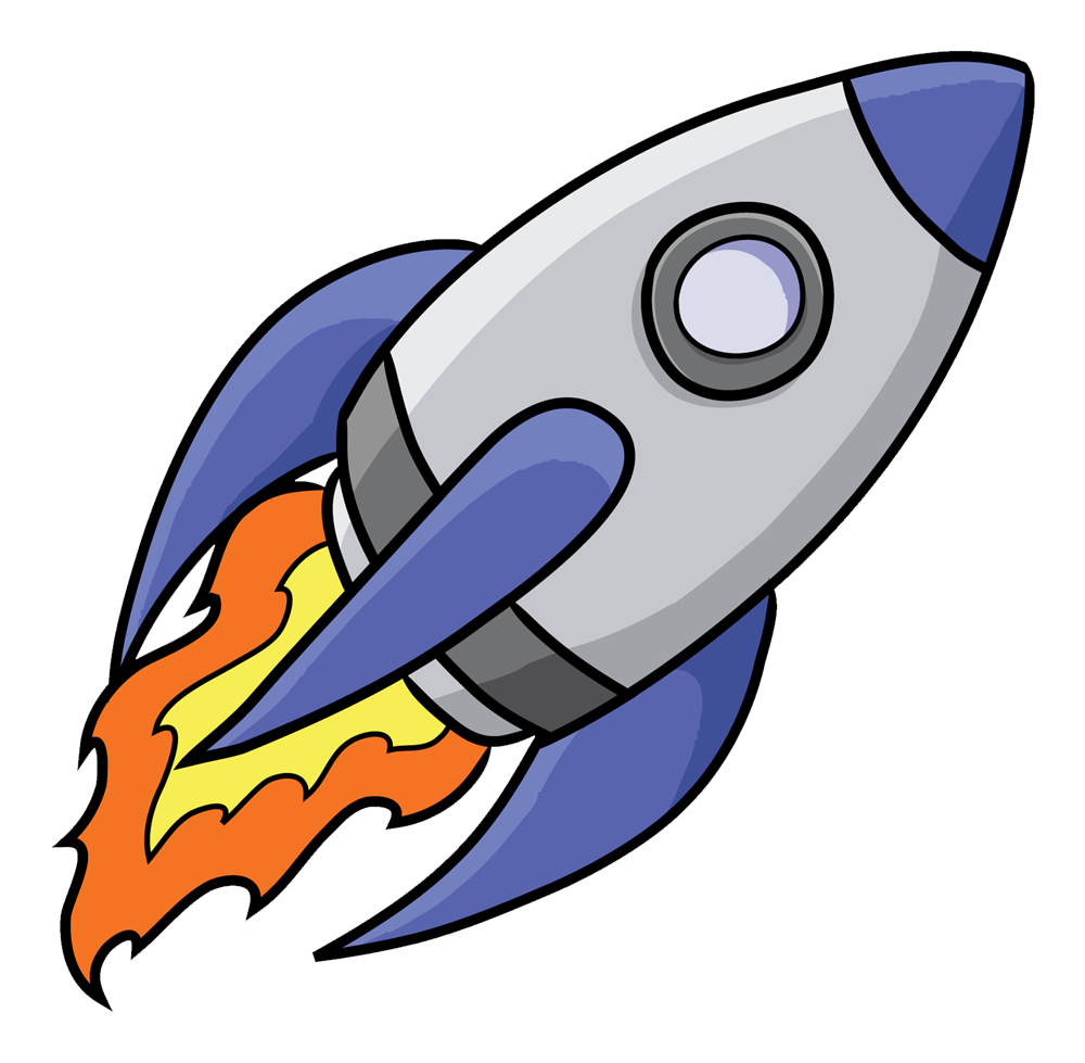 space clipart animated
