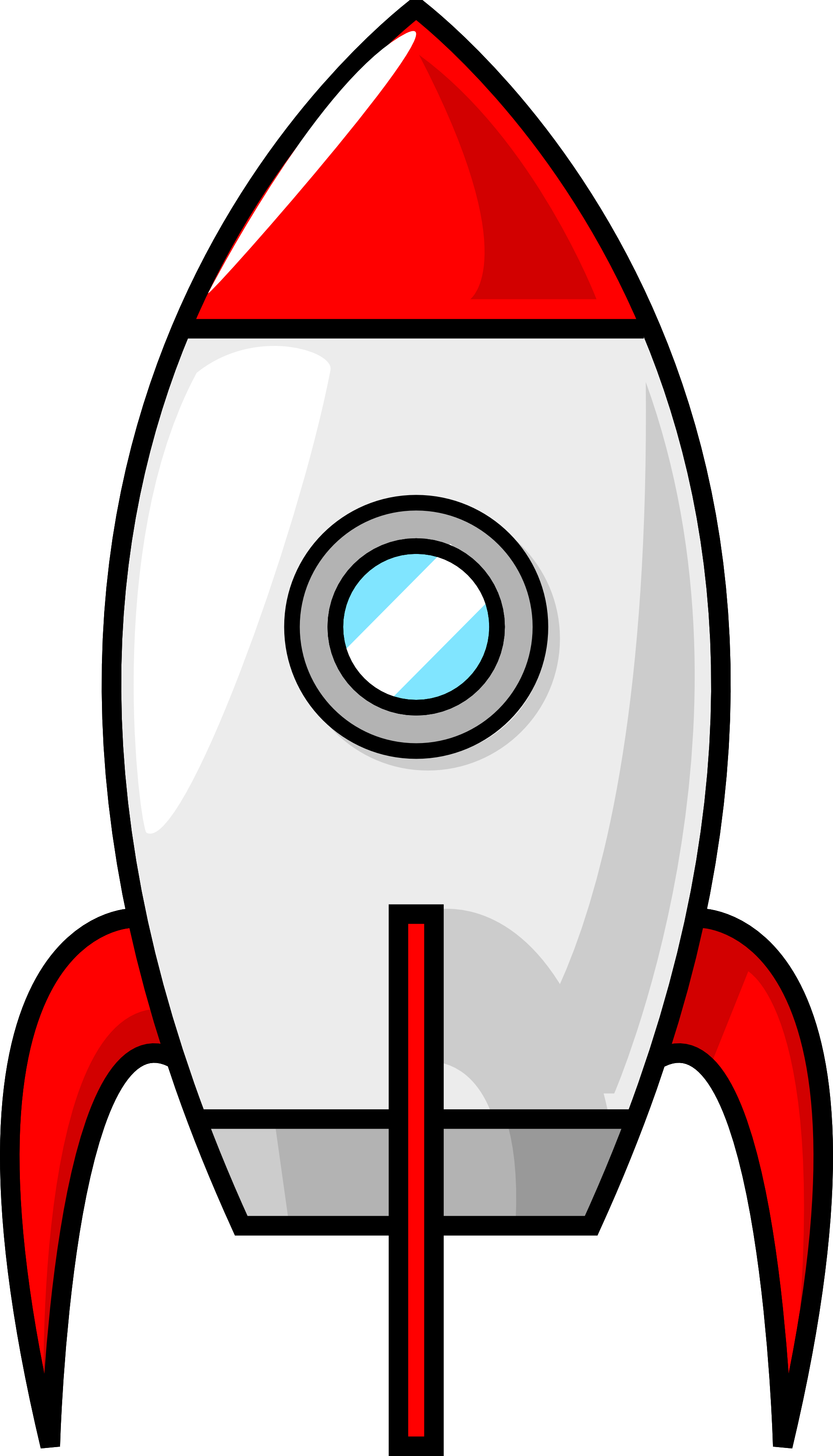 Astronaut clipart space craft.