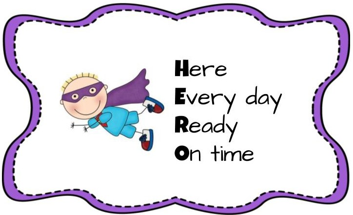 Attendance clipart image photo.