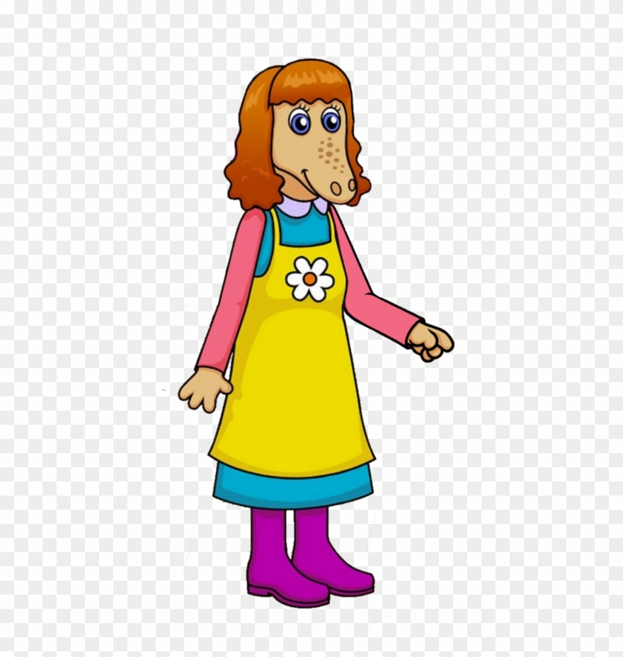 Aunt clipart animated.