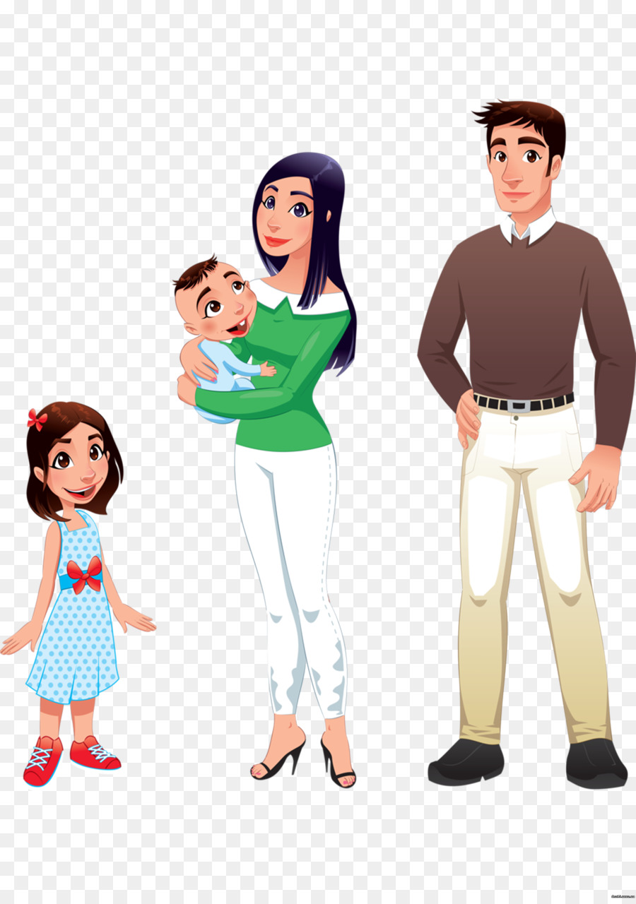 Aunt clipart grand family.