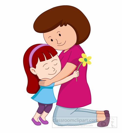 mother-s day clipart free daughter
