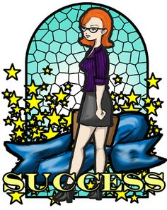 Aunt clipart successful woman.