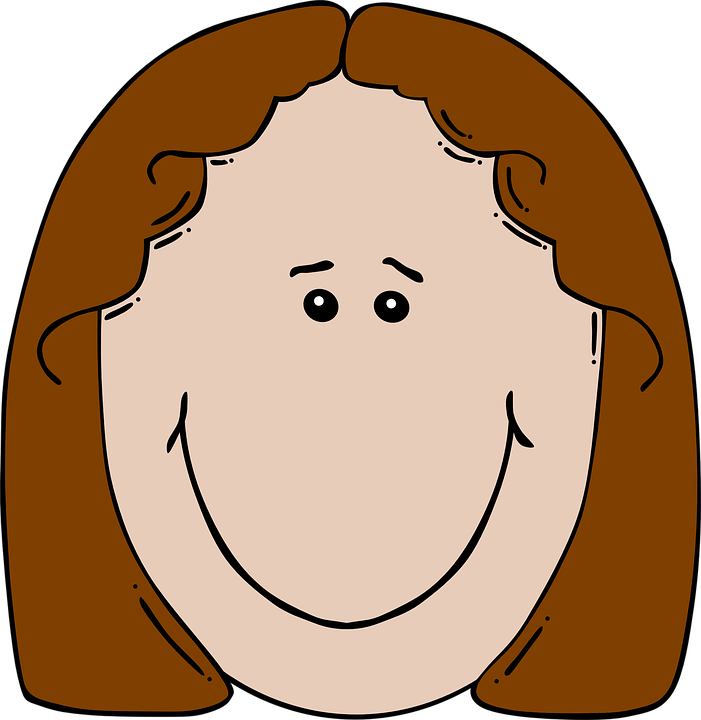 Aunt clipart woman success.