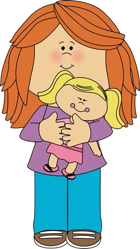 doll clipart simple