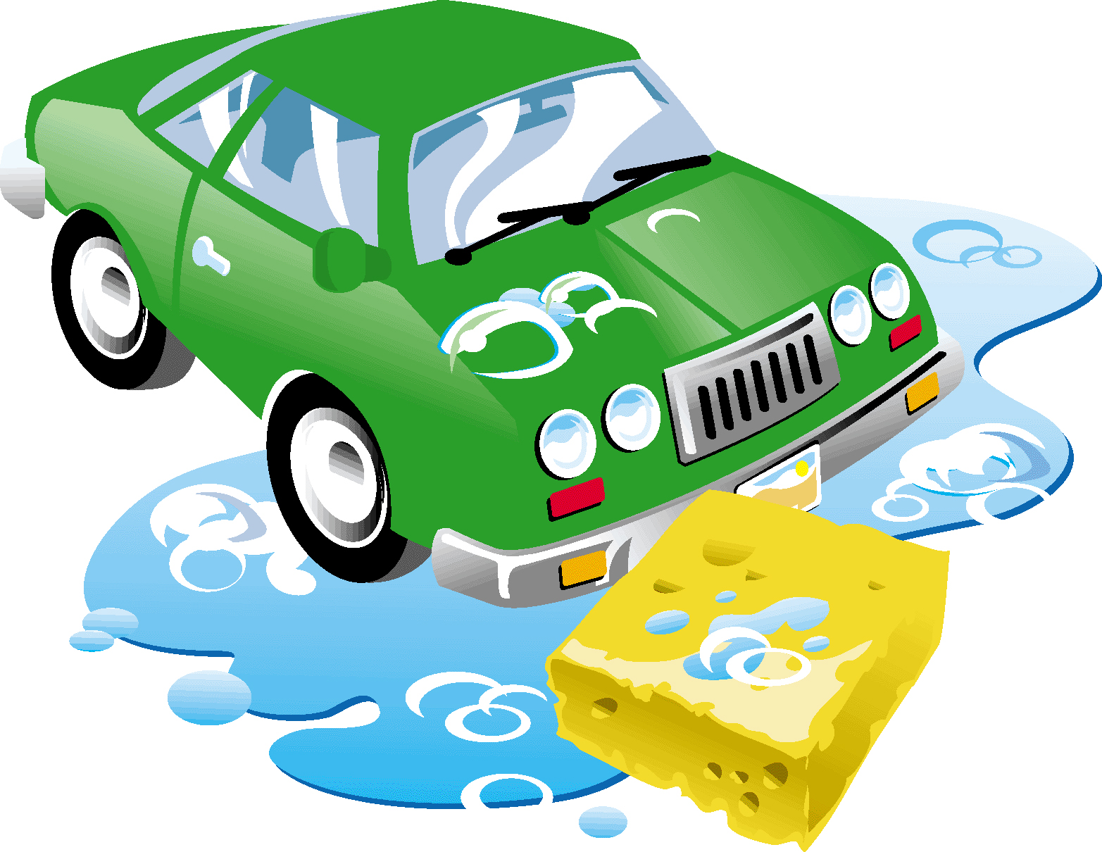 car wash clipart animated
