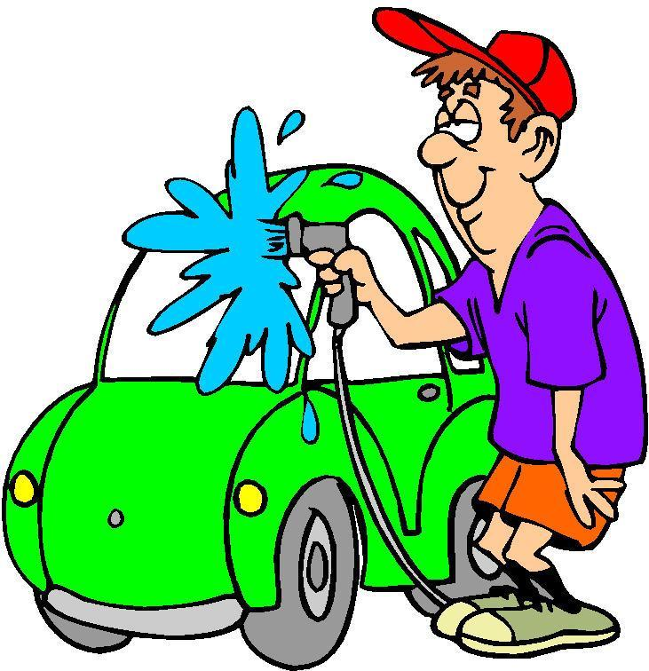 car wash clipart detailing