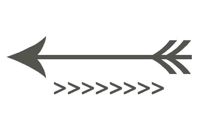 bow and arrow clipart tribal