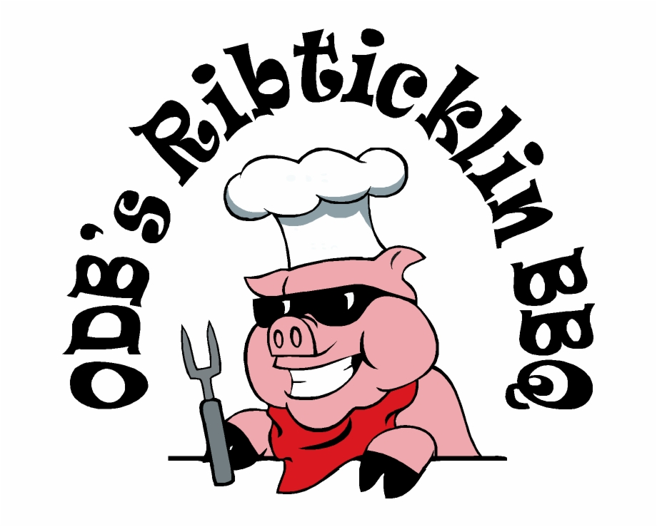 Baby clipart bbq.