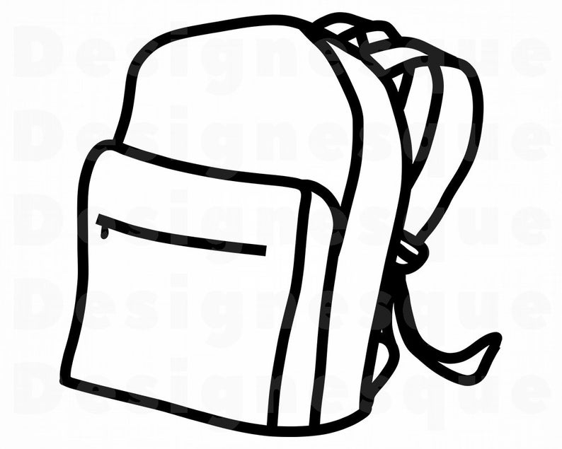 backpack clipart chinese democracy