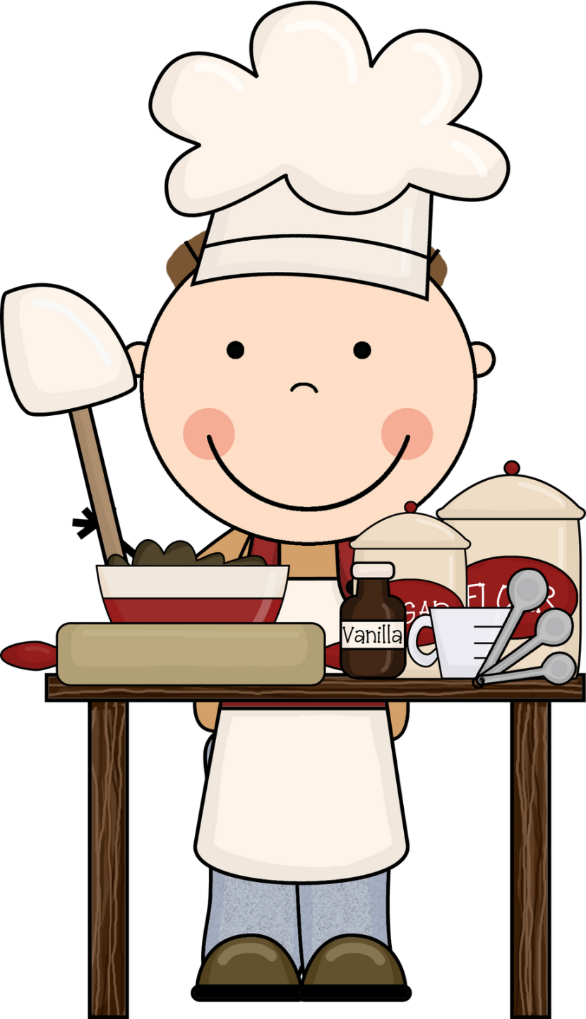 cooking clipart cute