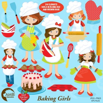 Bake clipart chef.