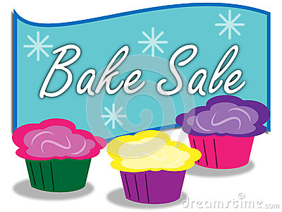 Bake sale clipart free.
