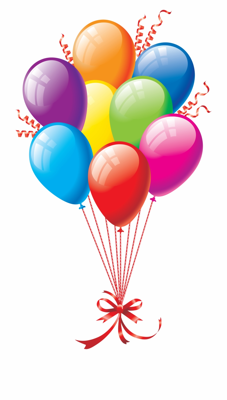 Balloon clipart happy birthday.