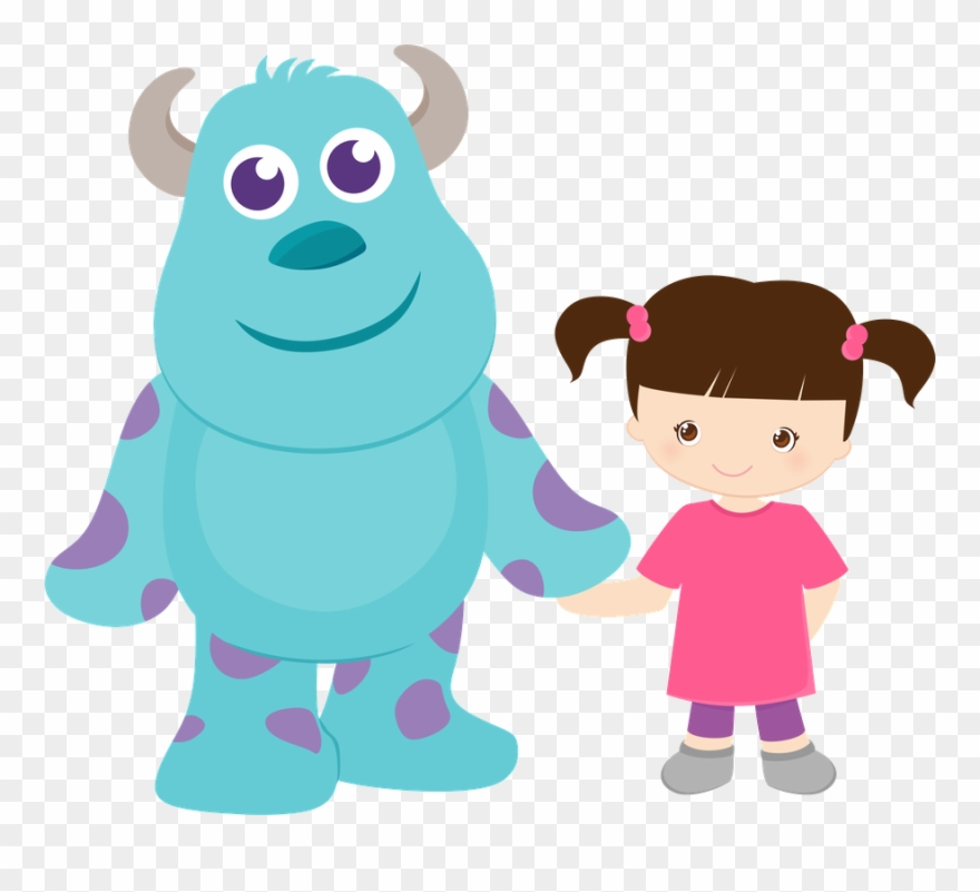 Balloon clipart monsters inc.