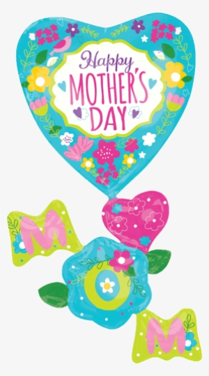 Balloon clipart mothers day.