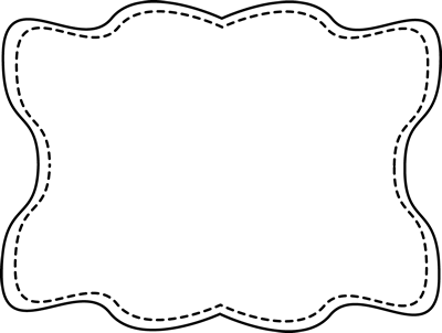 picture frame clipart cute