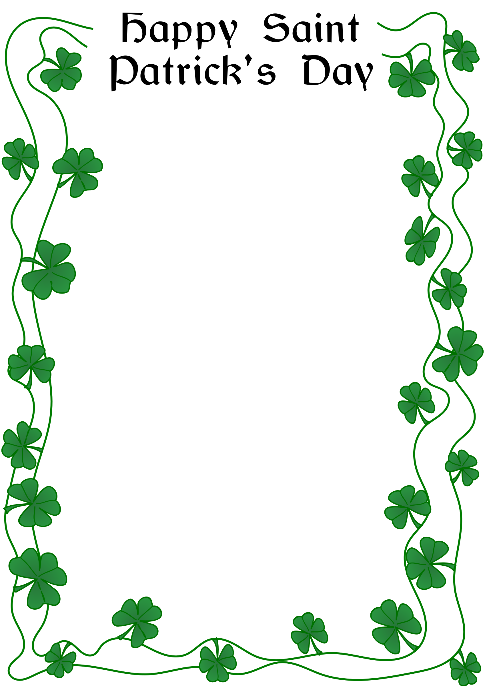 st patrick-s day clipart downloadable
