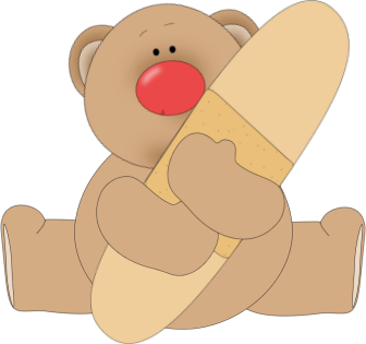 bandaid clipart get well