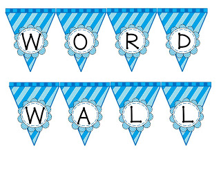 Banner clipart words.