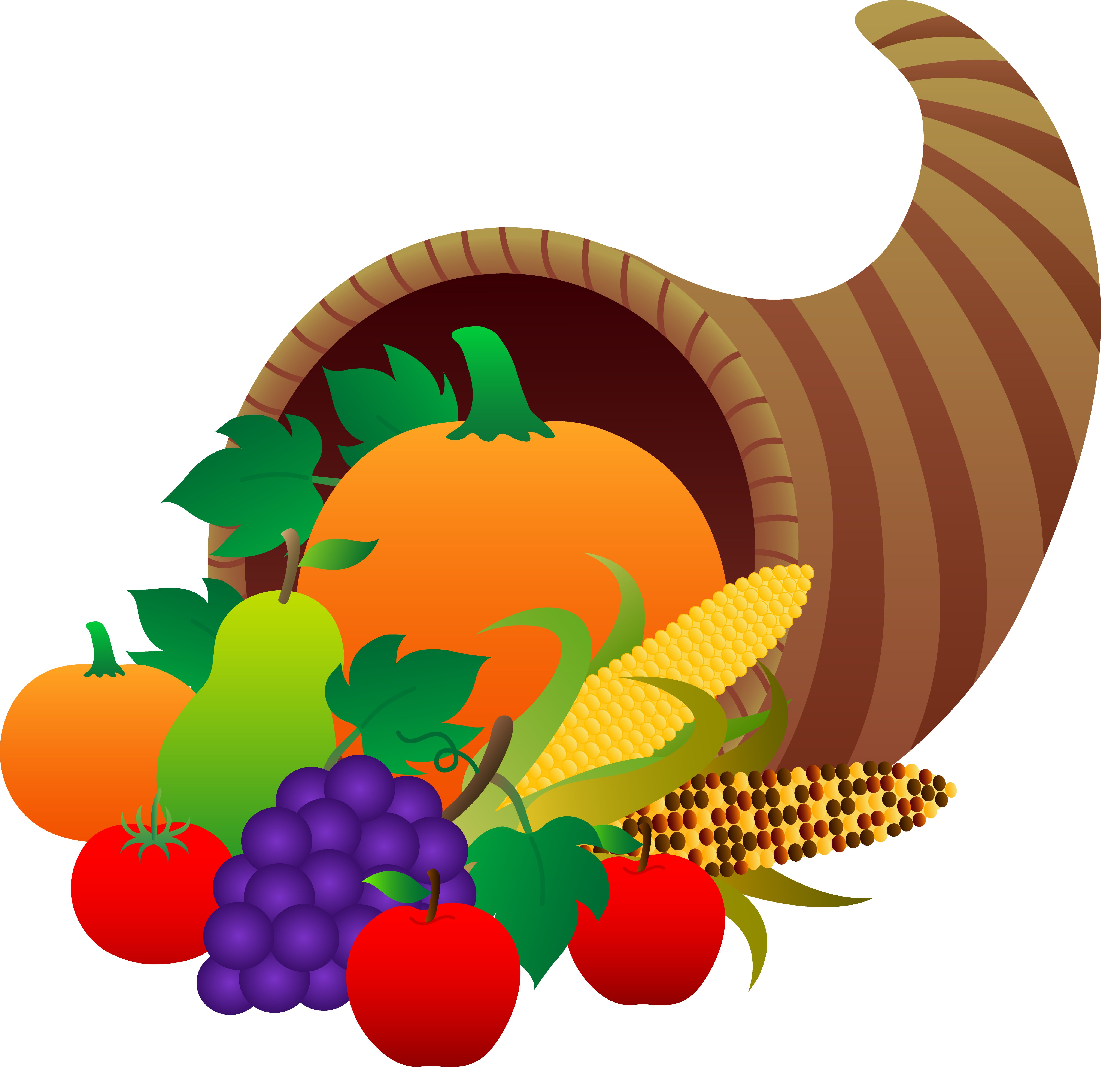thanksgiving images clipart simple