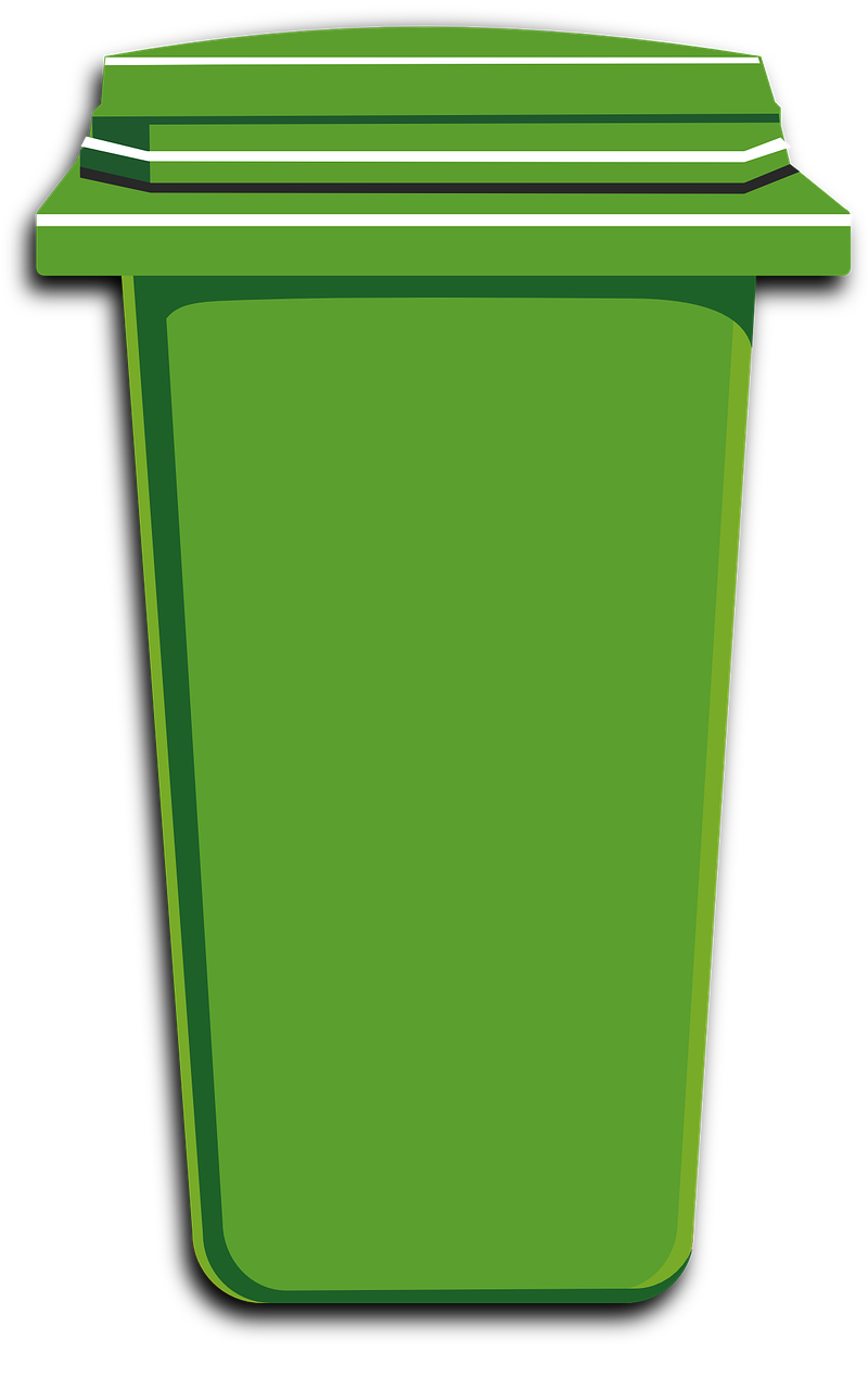 trash can clipart park