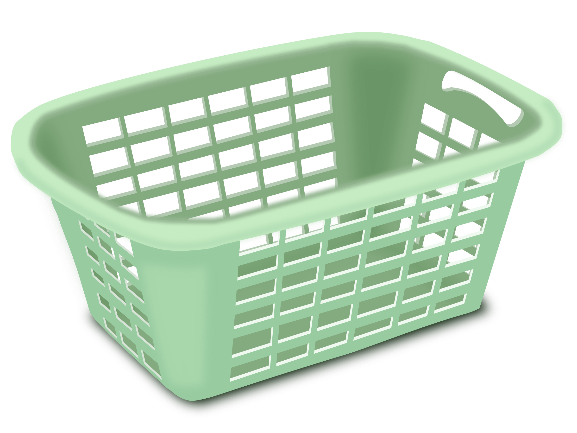 Basket clipart water.