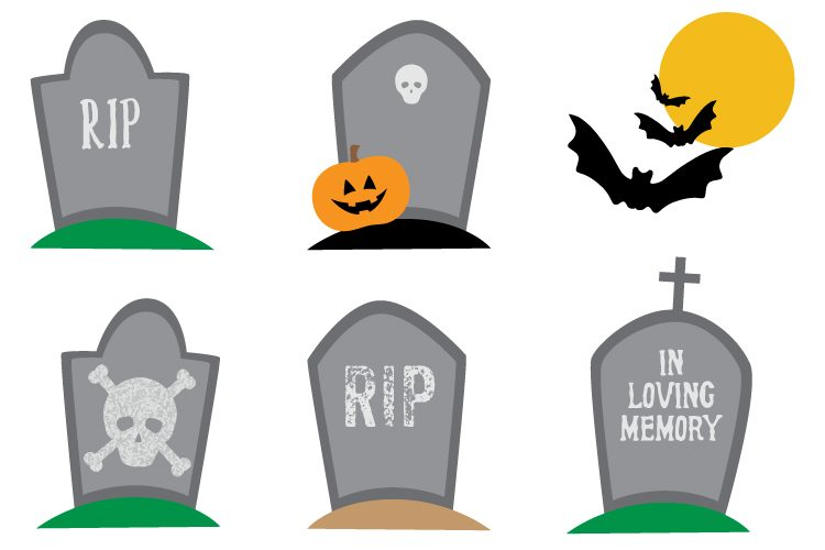 Tight clipart graveyard.